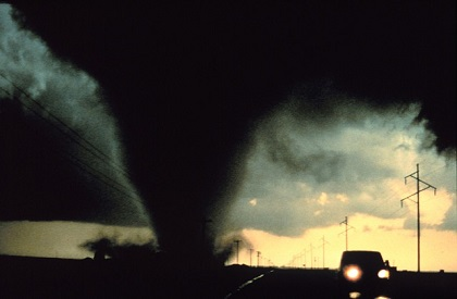 Tornadoes thrust engineers into action