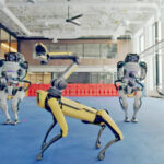 Boston Dynamics' Robots Ruling The Dance Floor